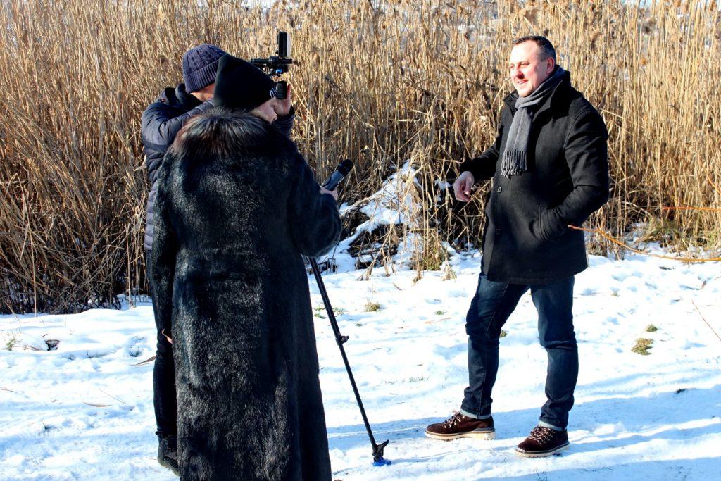 Одесская киностудия снимает фильм о Николае Аркасе и его опере «Катерина» (ФОТО) 5