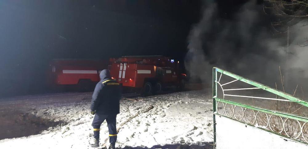Из-за печек в Николаевской области трижды тушили пожары в жилье. В Витовском районе погибла 37-летняя женщина (ФОТО) 5
