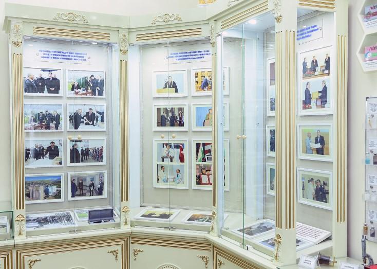 Президент Таджикистана открыл музей – имени себя (ФОТО)