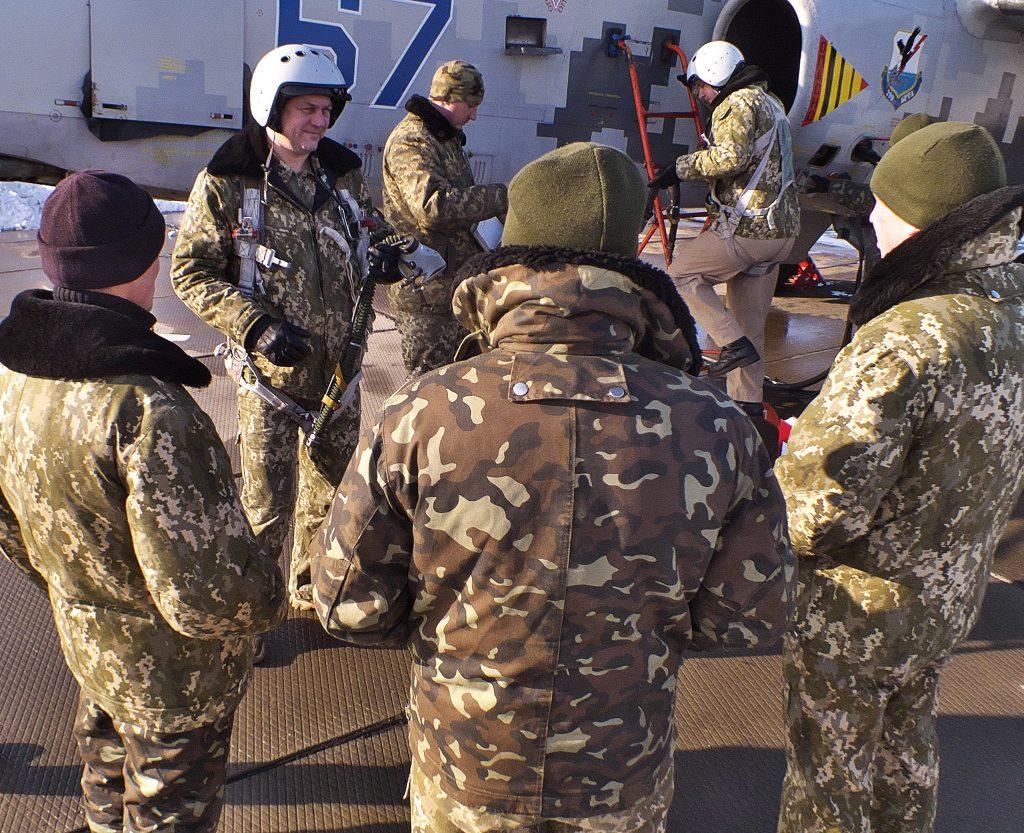 В Николаеве прошли командирские полеты (ФОТО) 9