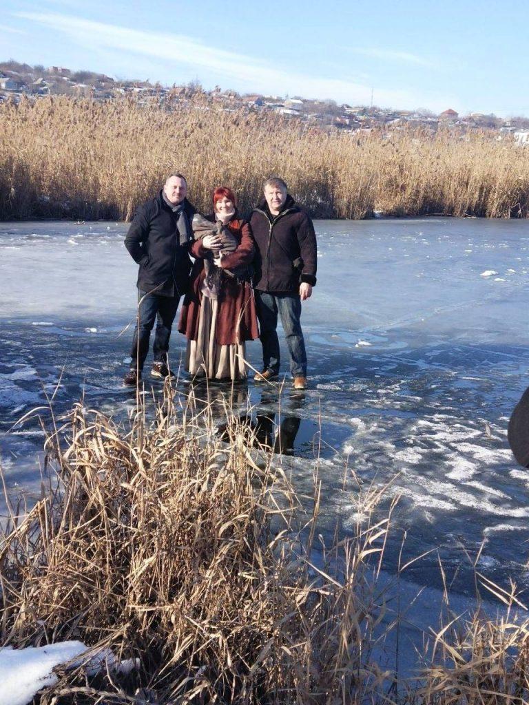 Одесская киностудия снимает фильм о Николае Аркасе и его опере «Катерина» (ФОТО) 9