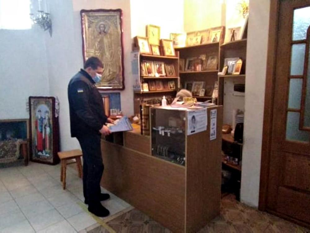 На Николаевщине Рождественские богослужения завершились без происшествий, а на Кировоградщине тушили церковь (ФОТО) 11