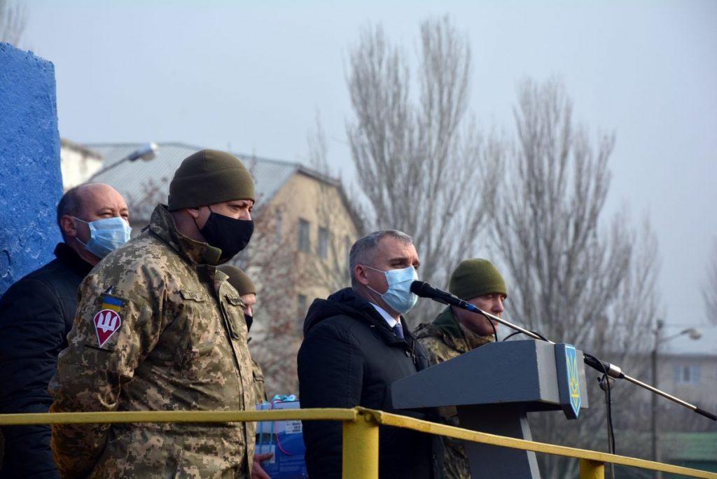 Теперь точно вернулись: в Николаеве встретили десантников 79-ки, возвратившихся с Донбасса (ФОТО) 13