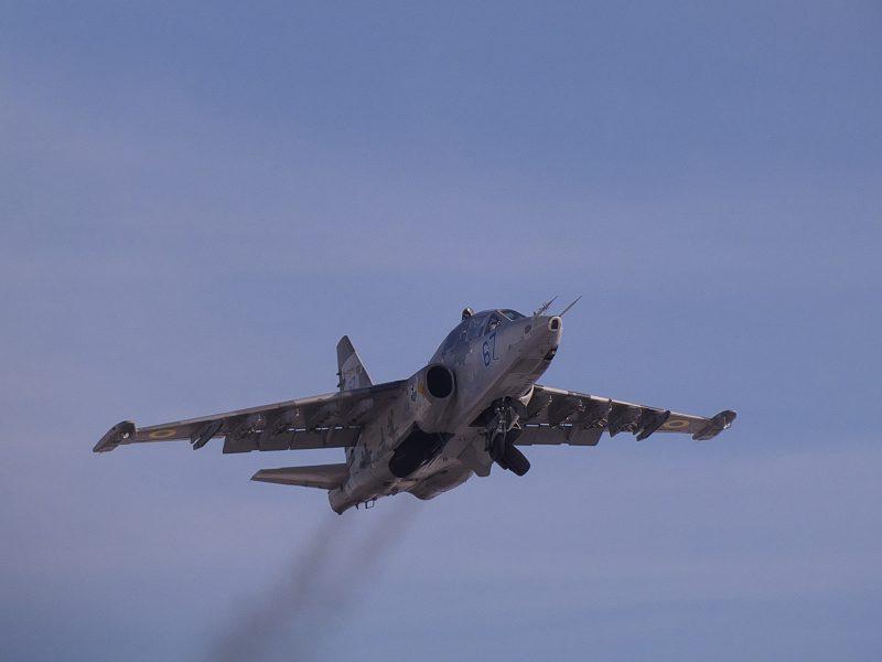 В Николаеве прошли командирские полеты (ФОТО)