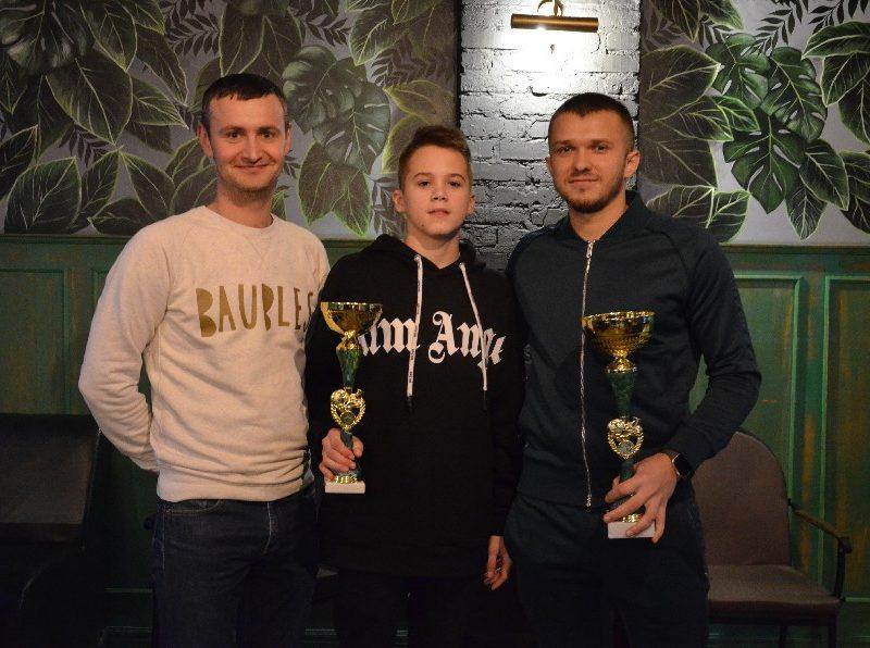В Николаеве прошел первый официальный турнир по электронному футболу (ФОТО)