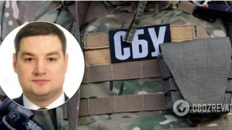 Бывший зам Баканова, подозреваемый в организации убийства главы ВБ СБУ, объявлен в розыск
