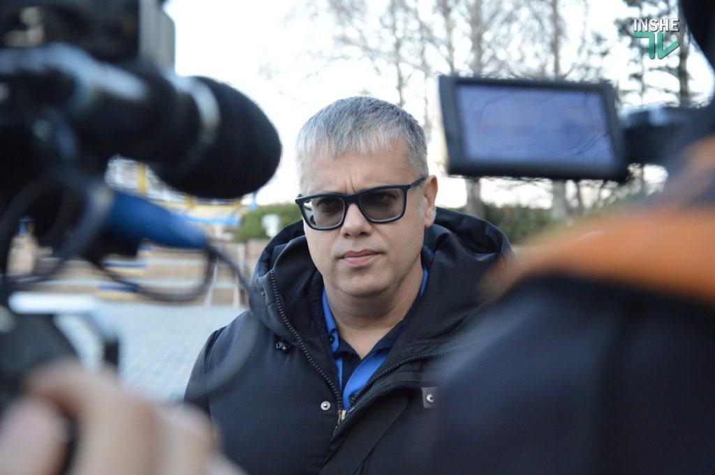 В Николаеве ФОПы вышли протестовать против локдауна (ФОТО и ВИДЕО) 1