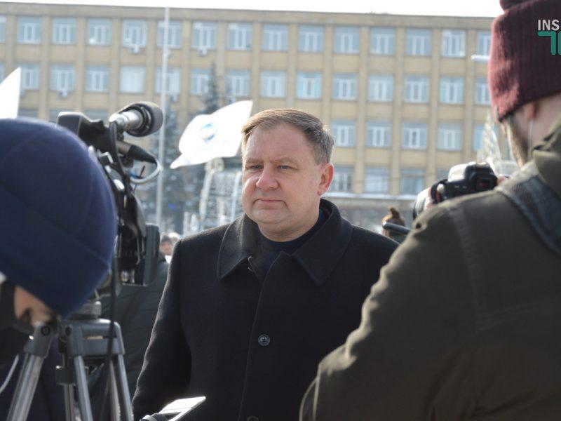 Владислав Чайка: «Уничтожение Николаевского судостроительного завода – это преступление перед будущим города»