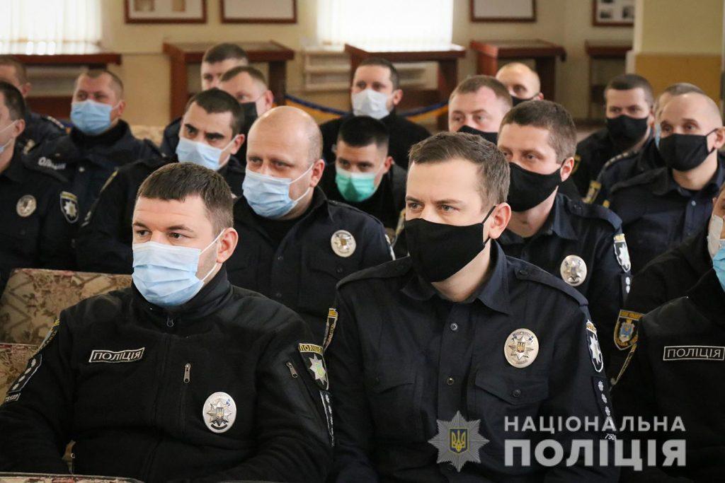 Владимир Лопатин возглавил Первомайский райотдел полиции (ФОТО) 3