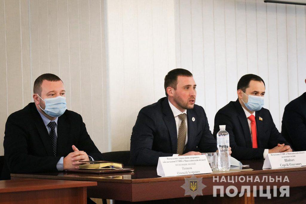 Владимир Лопатин возглавил Первомайский райотдел полиции (ФОТО) 5