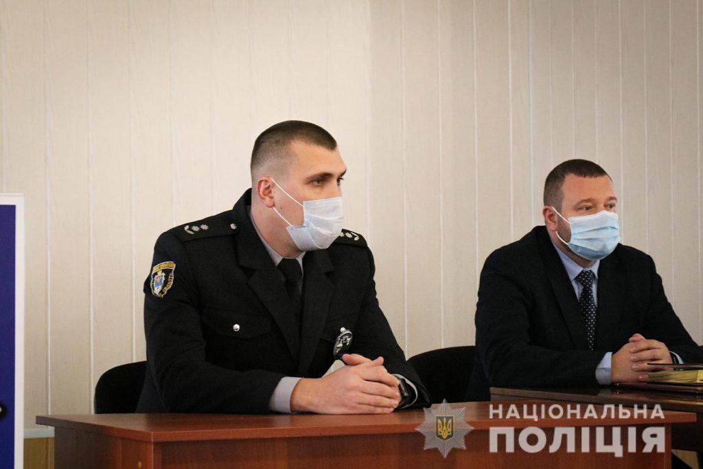 Владимир Лопатин возглавил Первомайский райотдел полиции (ФОТО) 7