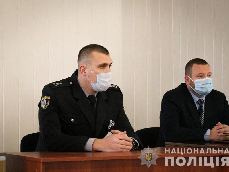 Владимир Лопатин возглавил Первомайский райотдел полиции (ФОТО)
