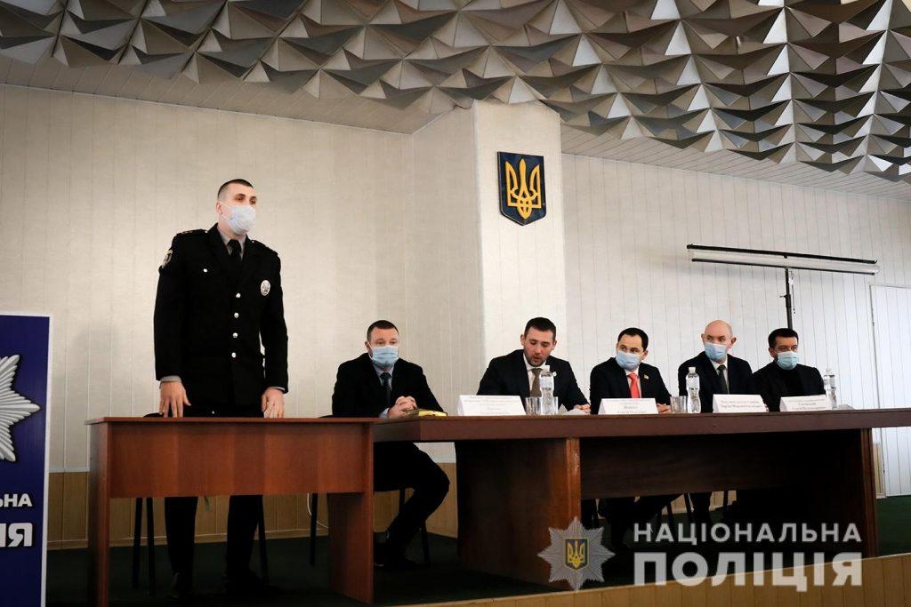 Владимир Лопатин возглавил Первомайский райотдел полиции (ФОТО) 1