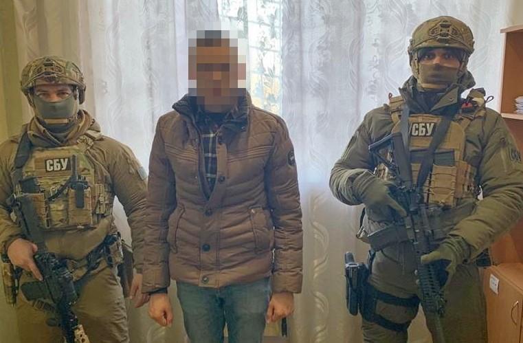 СБУ задержала боевика, который пропускал технику и вооружение из Рф на Донбасс (ФОТО, ВИДЕО)