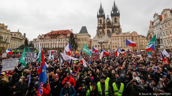Чехия не допустит россиян к строительству АЭС