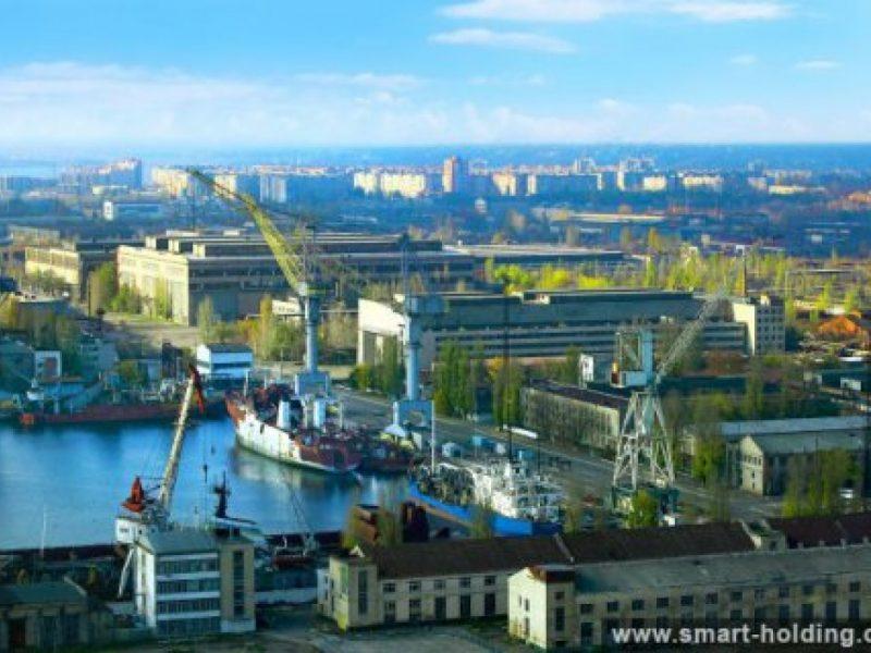 На территории ЧСЗ хотят создать индустриальный парк. А по сути – еще один порт