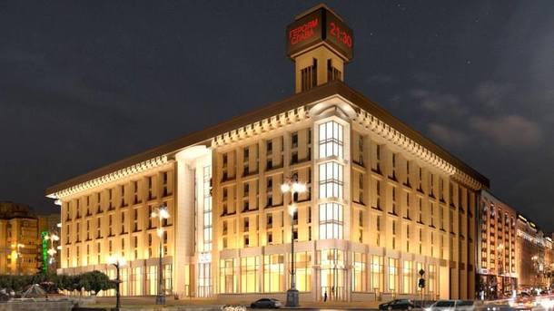 На костях. В киевском Доме профсоюзов хотят открыть покерный клуб. Или казино