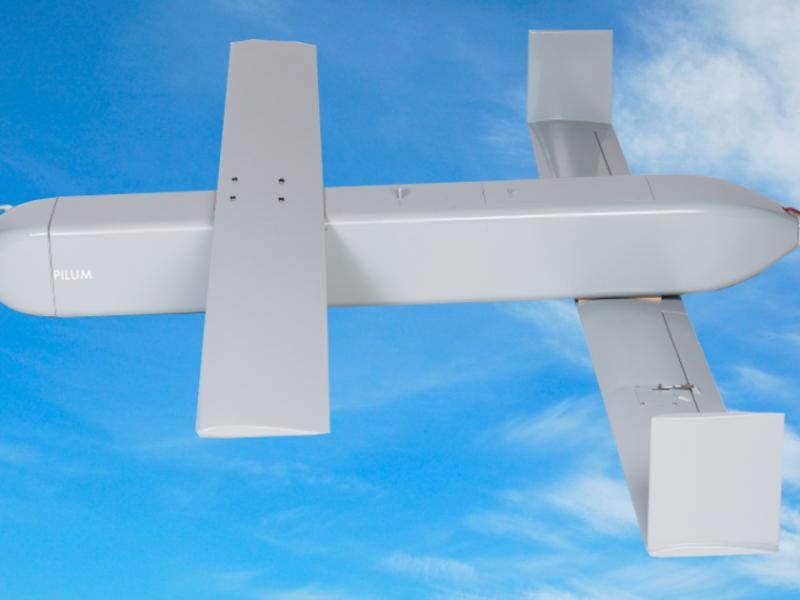 В Украине испытали дрон-камикадзе – работает на дистанции до 50 км (ФОТО, ВИДЕО)