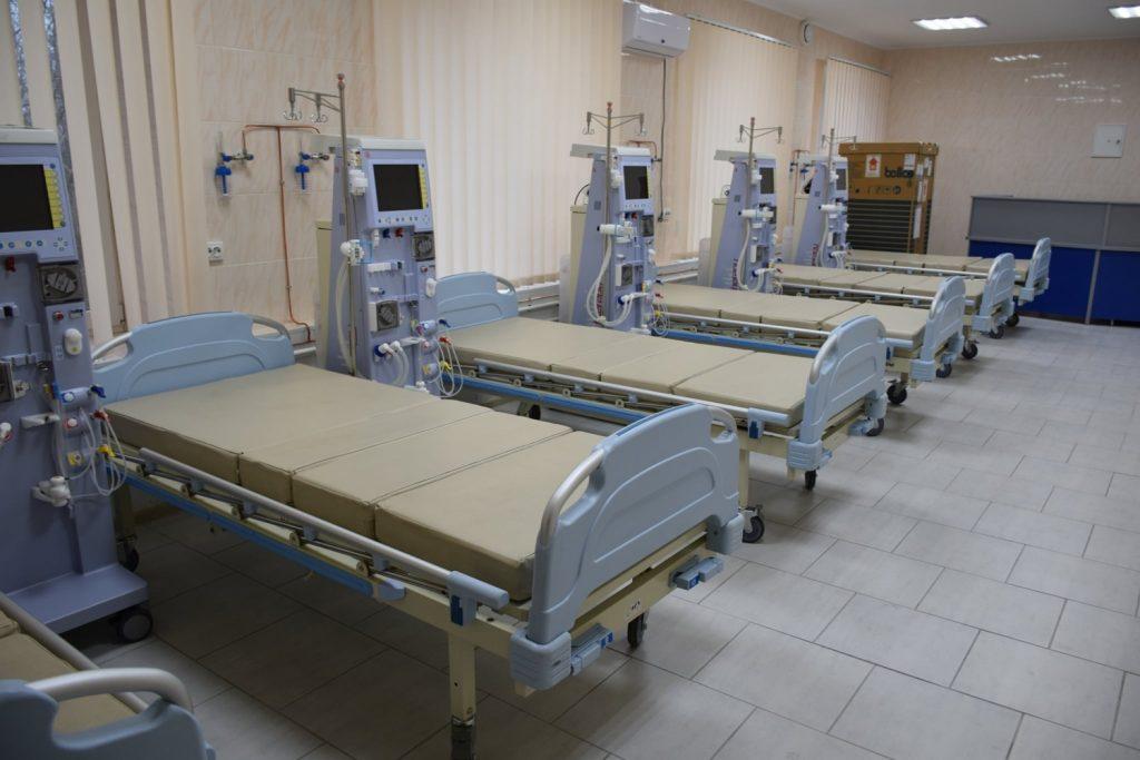 В Первомайске открыли отделение нефрологии и гемодиализа (ФОТО) 1