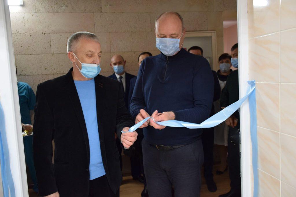 В Первомайске открыли отделение нефрологии и гемодиализа (ФОТО) 5
