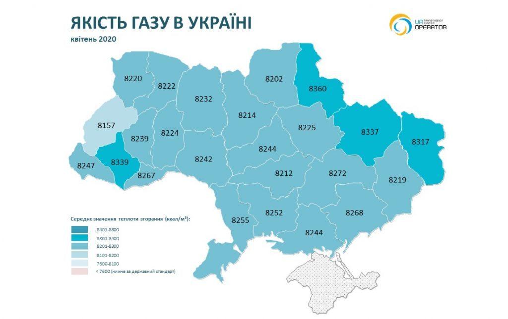 На Николаевщине в ноябре-декабре было самое низкое качество газа (ИНФОГРАФИКА) 11