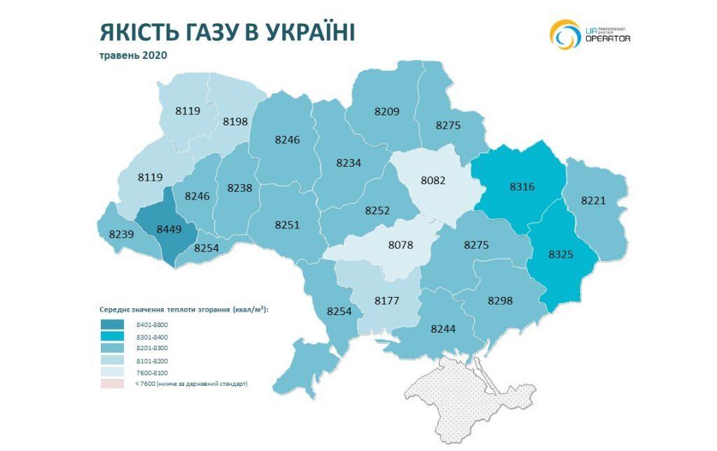 На Николаевщине в ноябре-декабре было самое низкое качество газа (ИНФОГРАФИКА) 13