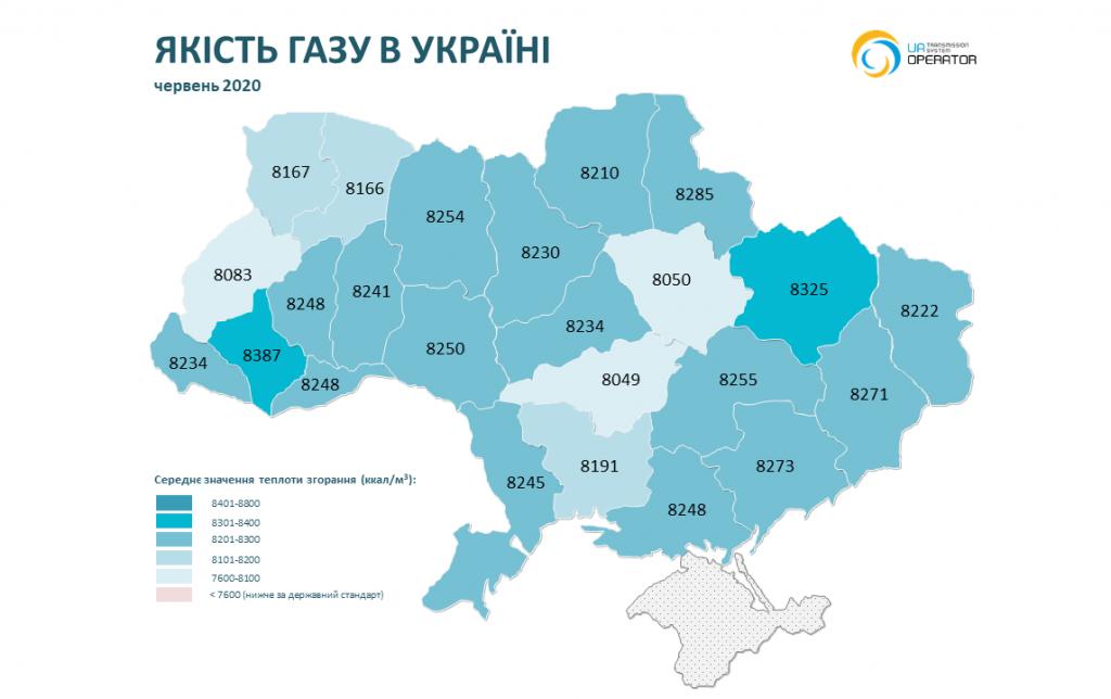 На Николаевщине в ноябре-декабре было самое низкое качество газа (ИНФОГРАФИКА) 15