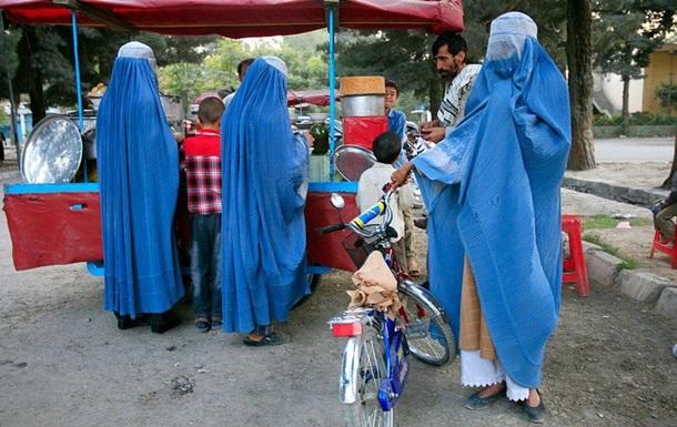 Талибы будут брать меньше жен