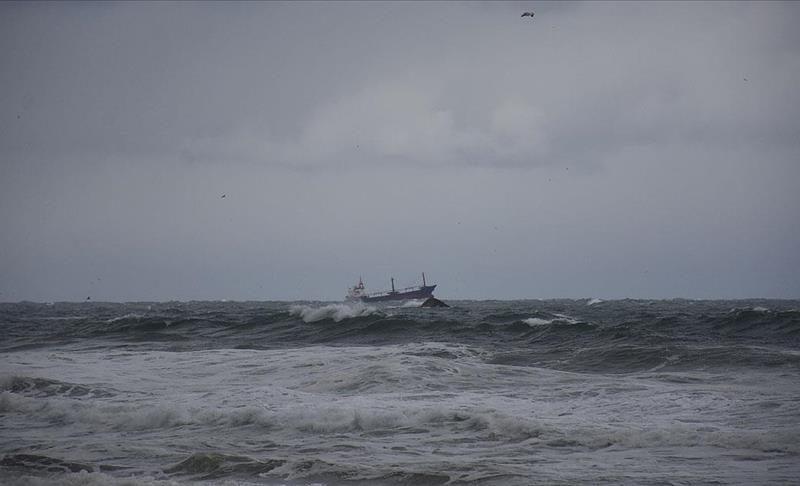 Российский сухогруз затонул в Черном море (ОБНОВЛЕНО)