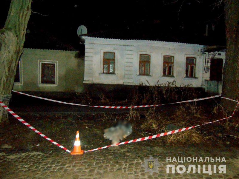 В Николаеве по горячим следам раскрыли убийство (ФОТО, ВИДЕО)