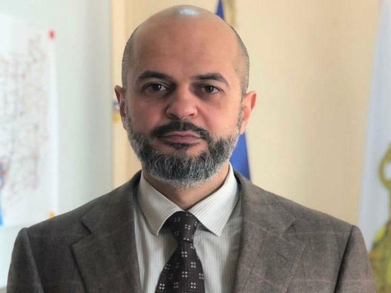 Николай Маринов назначен заместителем главы Николаевской облгосадминистрации (ФОТО)