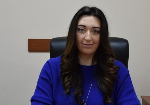 Руководителем аппарата Николаевской ОГА стала экс-сотрудница управления юстиции (ФОТО)
