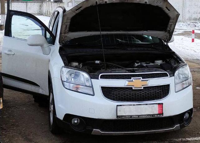 На Николаевщине автовладелец хотел зарегистрировать автомобиль с поддельными документами (ФОТО)