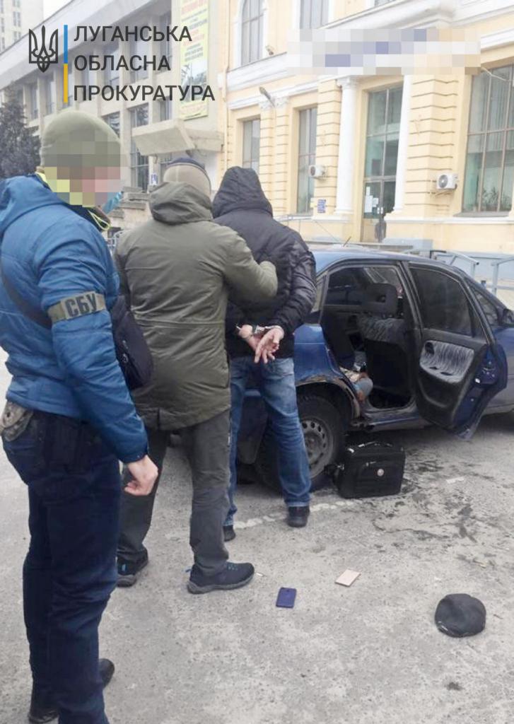 Житель Николаева пытался передать российской ФСБ материалы, содержащие гостайну (ФОТО) 1