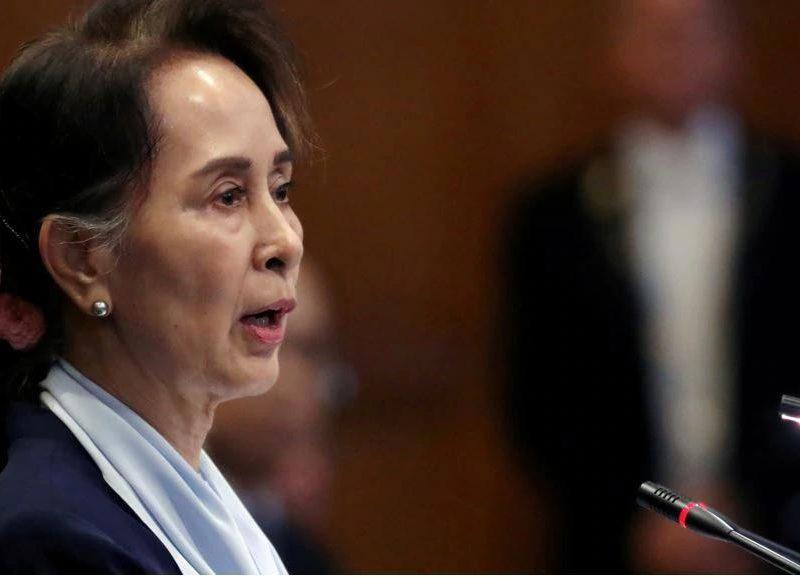 В Мьянме произошел военный переворот