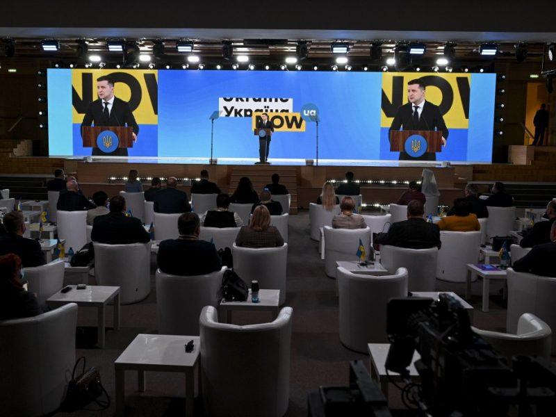 Форум «Україна 30. Коронавірус: виклики та відповіді». О чем сказал Президент