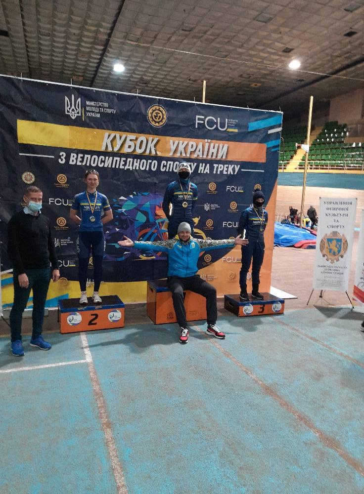 Николаевские велосипедисты завоевали на чемпионате Украины 42 награды (ФОТО) 1