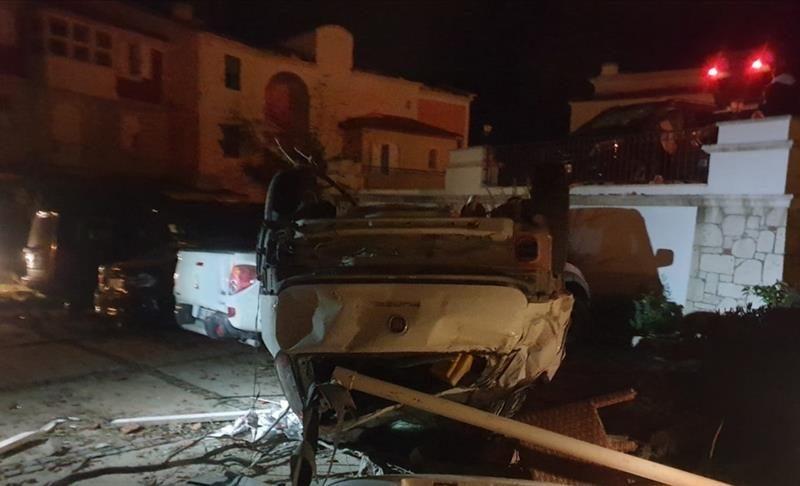 На западе Турции пронесся торнадо – последствия стихии (ВИДЕО)