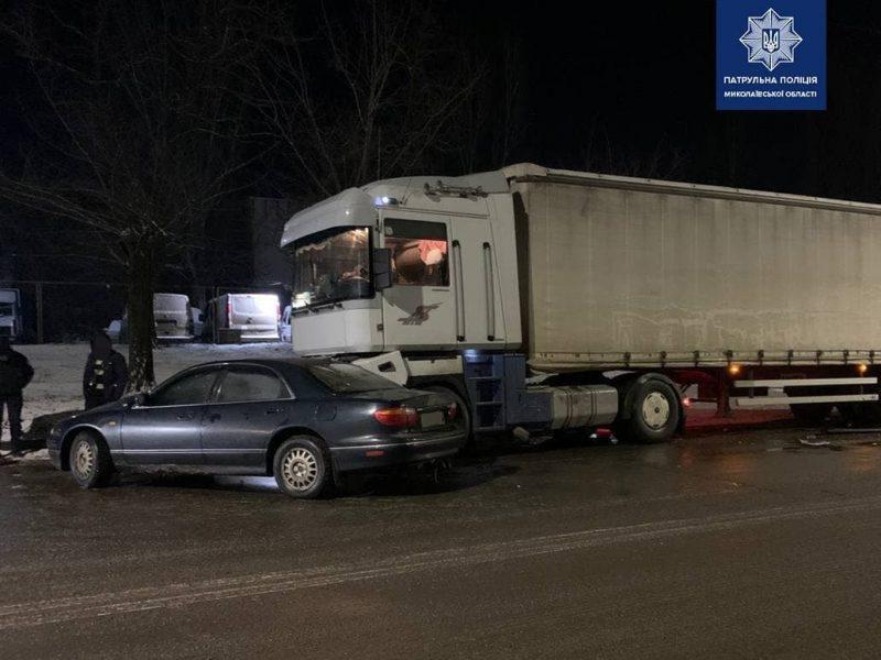 В Николаеве на ул.Космонавтов патрульные выявили сразу несколько пьяных водителей (ФОТО)