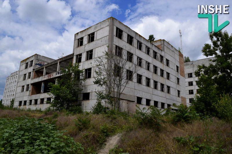Николаевский горсовет проголосовал за передачу здания филфака ЧНУ им.П.Могилы, а вот недострой университету снова не отдал