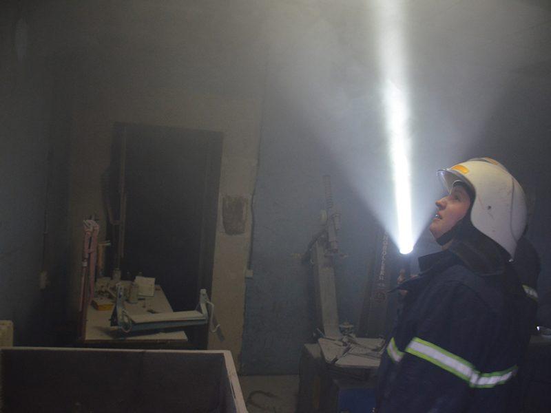 В подвале одного из домов Николаева вспыхнула газо-воздушная смесь — есть пострадавший (ФОТО)