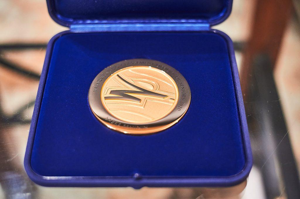 Николаевская саблистка Ольга Харлан получила награду от Международной федерации фехтования (ФОТО, ВИДЕО) 3