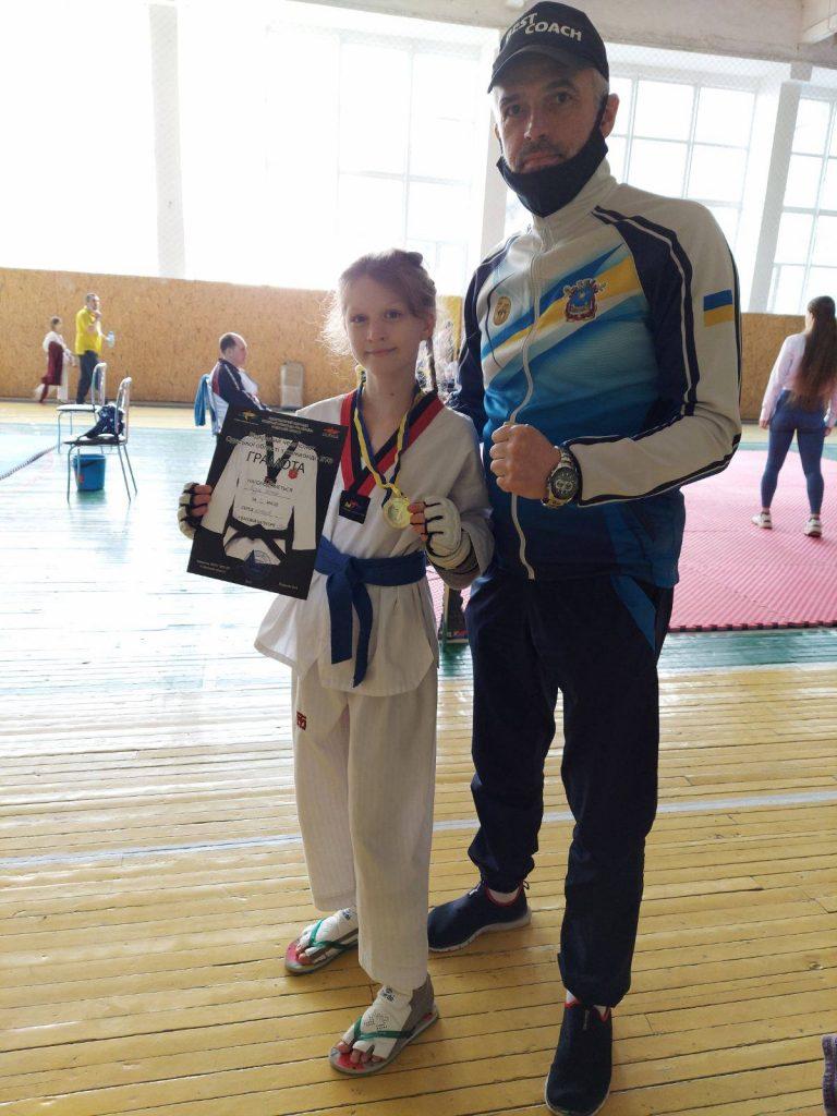 Юные тхэквондисты Николаева привезли из Одессы 10 наград (ФОТО) 3