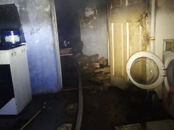 В Николаевской области на пожарах в жилье ожоги разной степени получили двое мужчин - один в тяжелом состоянии (ФОТО) 1