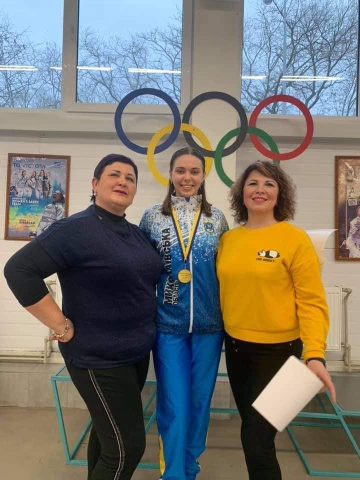 В Николаеве завершился чемпионат Украины по фехтованию на рапирах: какие медали завоевали николаевские спортсмены (ФОТО) 1
