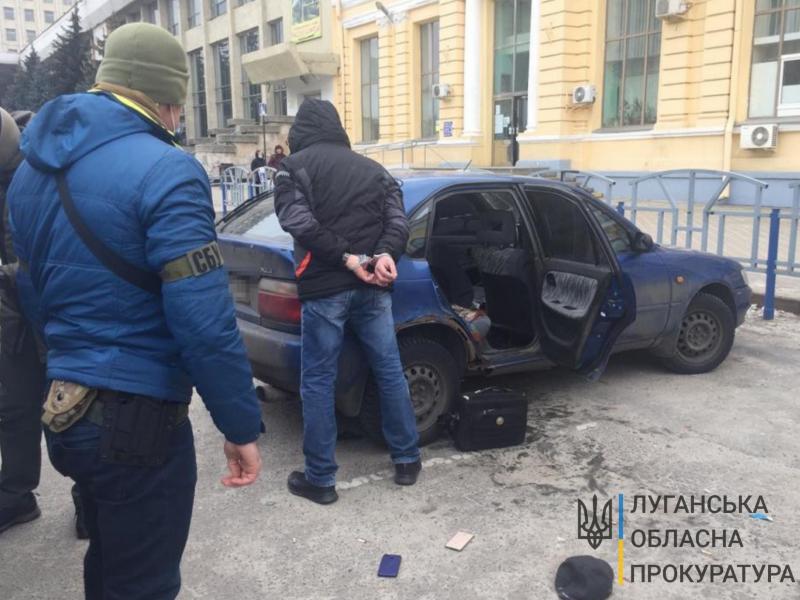 Житель Николаева пытался передать российской ФСБ материалы, содержащие гостайну (ФОТО)