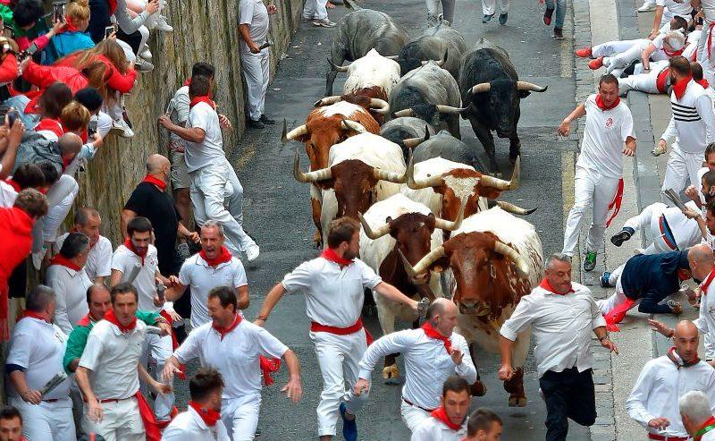 Никаких быков: знаменитый забег Сан-Фермин отменяют второй год подряд