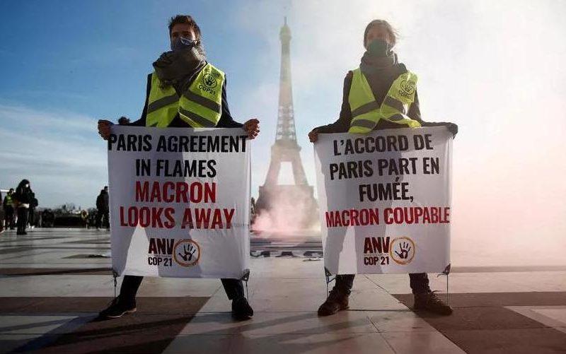 Во Франции суд признал власти виновными в климатическом кризисе