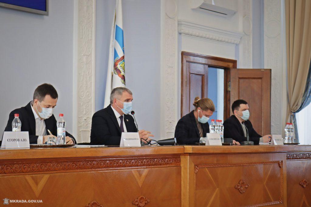 «Вписать» порты в новый Генплан Николаева: городская власть встретилась со стивидорами (ФОТО) 3