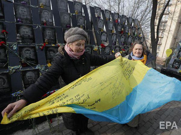 Что для нардепов Революция Достоинства? Потерпевшие и адвокаты семей Небесной Сотни просят ВР дать оценку событиям на Майдане